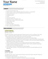 computer programmer resume samples programmer resume example 74 images professional plc