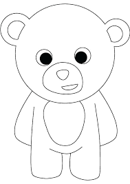 teddy bear coloring pages. Fine Teddy Interior Bear Coloring Pages Printable Teddy Expensive Free Primary 10  In G