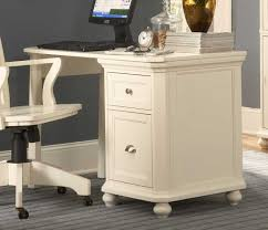 home office white desk. Homelegance Hanna Office Desk White Home