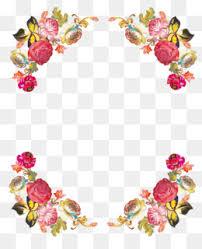 Wedding Flower Background Flower Transparent Png Image