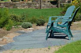 how to build a stone patio awesome how to lay patio stone unique outdoor dining bench