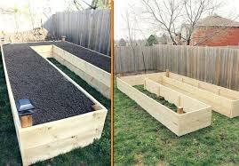 raised garden bed blueprints small raised garden bed plans raised bed design plans raised vegetable garden