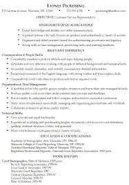 Best Ideas of Sample Of Resume Skills And Abilities For Cover Letter