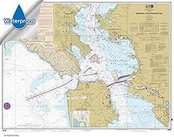 Amazon Com Paradise Cay Publications Noaa Chart 18649