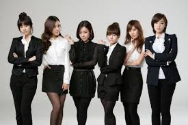GirlBand Korea Paling HOT