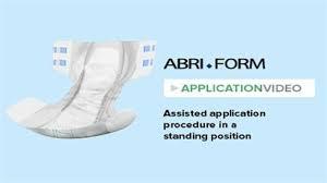 Abena Abri Form Size Chart Abena Abri Form Premium Air Plus Adult Brief Medium