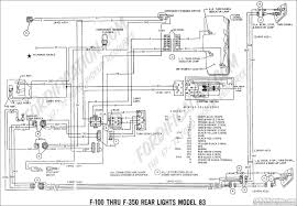 wiring diagram ford f 250 5 8 ford truck technical drawings and schematics section h wiring 1969 f 100 f 250 rear lights