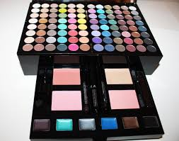 kit sephora de maquiagem makeup studio blockbuster palette