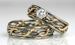 Unusual Wedding Rings Sets Uk