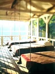 outdoor hanging bed s frame beds for trampoline plans mattress hanging beds