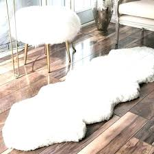 white fur rug small faux rugs large medium size of area with ideas enchanting white fur area rug