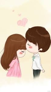 Cute Cartoon Couple Wallpapers ...