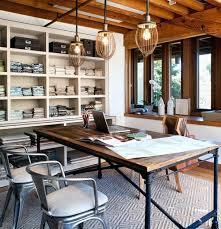 modern rustic office. Rustic Office Design Modern . C