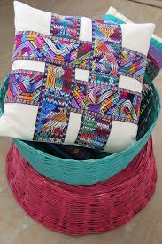 Guatemalan Pillow Covers