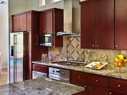 Cherry Shaker Kitchen Cabinets photogiraffeme