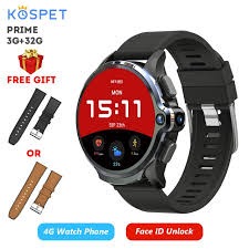 Original <b>KOSPET Prime 3GB 32GB</b> Smartwatch Android 4G Smart ...