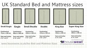 Mattress Size Chart European Double Beds Size Germes