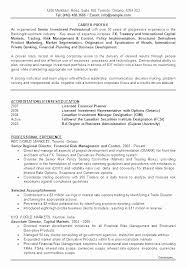Investment Representative Sample Resume Inspiration Banking And Finance Resume Samples Impressive Investment Banking