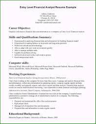 Resume Job Objective Examples Marvelous Resume Objective Sample For Your Inspiration In 2019
