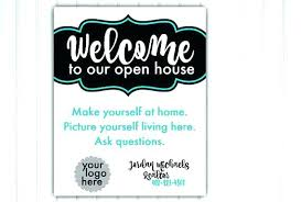 open house signs home depot. Garage Sale Signs With Stakes Home Depot Welcome For Real Estate Open House G