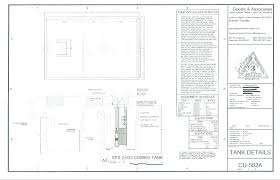 3 Compartment Septic Tank Design Septic System Design With Goode Associates Goode