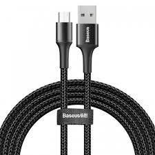 Купить черный USB-C кабель <b>Baseus Halo</b> Data HW в городе ...