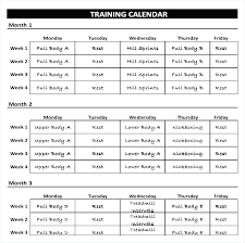 Work Out Charts Template Fitness Training Schedule Template Workout Excel Chart Daily
