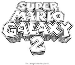 Disegno Supermariogalaxy7 Personaggio Cartone Animato Da Colorare