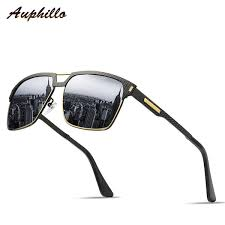<b>AUPHILLO Men</b> Polarized <b>Sunglasses Brand</b> Design <b>Men</b> Safety ...