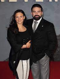 Who is Ant Middleton's wife Emilie and how many children do they have?