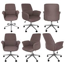 fabric office chairs with arms. Olsen Executive Fabric Office Chair With Arm Rests - Latte. $159.00 Chairs Arms H