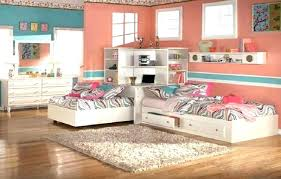 Girls White Twin Beds Incredible Bed Kids Furniture Marvellous ...