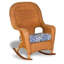 tortuga outdoor sea pines wicker rocker