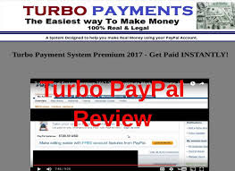 turbo paypal system review truth revealed