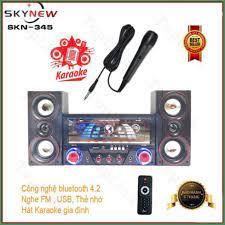TopLink] Dàn Âm Thanh Tại Gia - Dàn Âm Thanh Tại Nhà Hát Karaoke Kết Nối  Bluetooth SKYNEW SK-345 Siêu Bass Hai Kênh