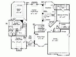 eplans new american house plan intricate detailing 2930 square Small Stone House Plans Small Stone House Plans #41 small stone house plans with photos