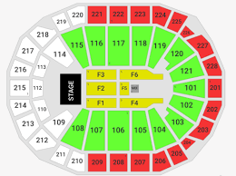 Prototypical Tampa Bay Times Forum Seating Chart Wwe Tampa