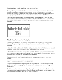 thank you letter after application how to write a thank you message after interview