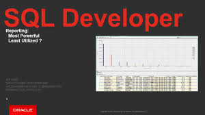 Sql Developer Chart Report An Overview Of Oracle Sql Developer Reports