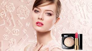 beautiful polish model monika jagaciak monika jac jagaciak modeling for chanel makeup advers