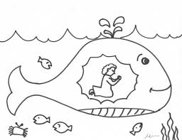 Jonah Bible Coloring Pages 2019 Open Coloring Pages