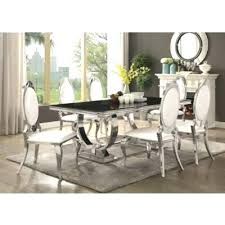 coaster glass dining table rectangular fine furniture and tables coas coaster glass dining table wonderful round top