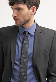 selected homme men suits ties one tax cash suit black selected jeans