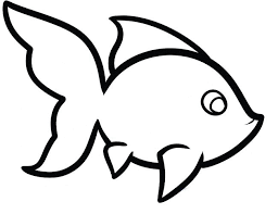 Small Fish Template Printable Fish Gold Fish Template Printable Cartoon Fish Pictures