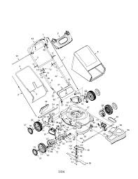 Troybilt model 12a 466n063 walk behind lawnmower gas genuine parts rh searspartsdirect troy bilt mower schematics troy bilt lawn mower parts