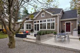 modern concrete patio. Modern Concrete Patio Designs