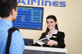 Xuất trình giấy tờ khi bay