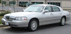 Lincoln Town <b>Car</b> - Wikipedia