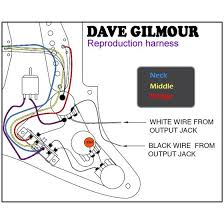 the black strat wiring diagram explore wiring diagram on the net • dave gilmour deluxe pre wired stratocaster wiring kit recessed rh northwestguitars co uk david gilmour strat wiring diagram fender strat wiring diagram