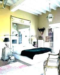 Mirror Headboard Bedroom Furniture With Bed Sets Mirrored Ideas ...